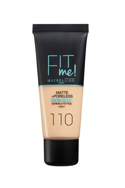 Fit Me Matte And Poreless Make Up